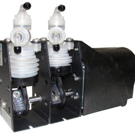 GRI Bellows Metering Pumps