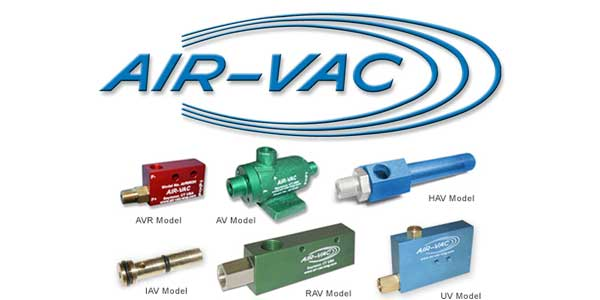 Air-Vac Pumps